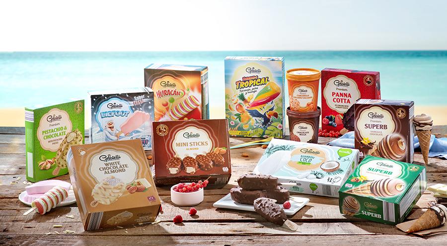 Catálogo productos Gelatelli | Lidl