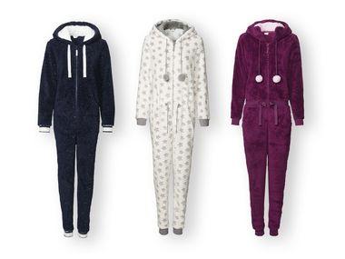153a6019a9 Pijama mujer Cintura elástica con cinta de ajuste. 9. online · Mono polar  mujer
