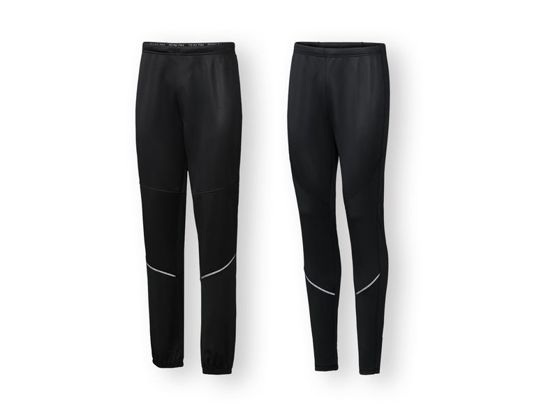 Pantalon Tecnico Softshell Para Hombre Lidl