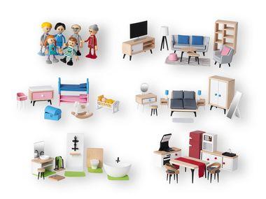 098d9fce15f7 Muebles y accesorios para casa de muñecas