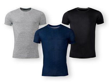 Camiseta deportiva de manga corta hombre a103222602719