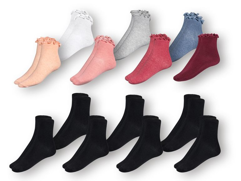 Calcetines mujer pack 7 1