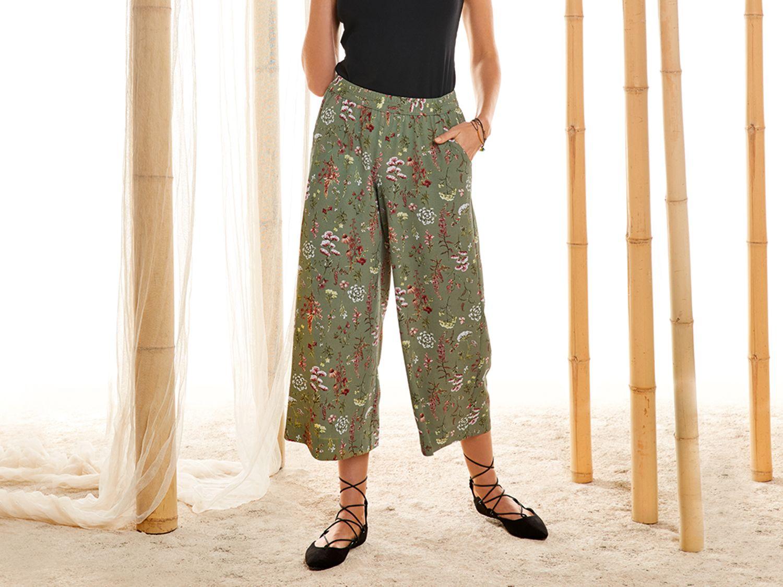 Culotte Pantalón MujerLidl Pantalón Culotte Tienda Tienda MujerLidl Online Online MLSpqUVzGj