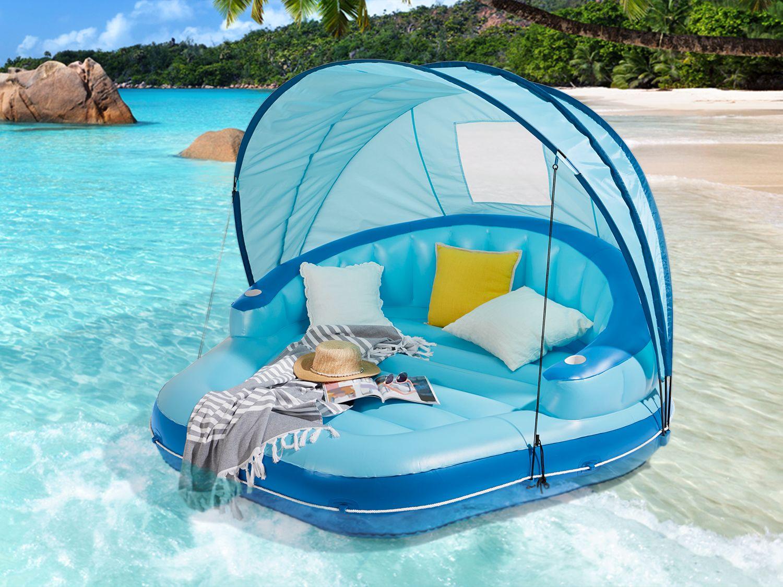 Isla hinchable piscina lidl tienda online for Piscinas online ofertas