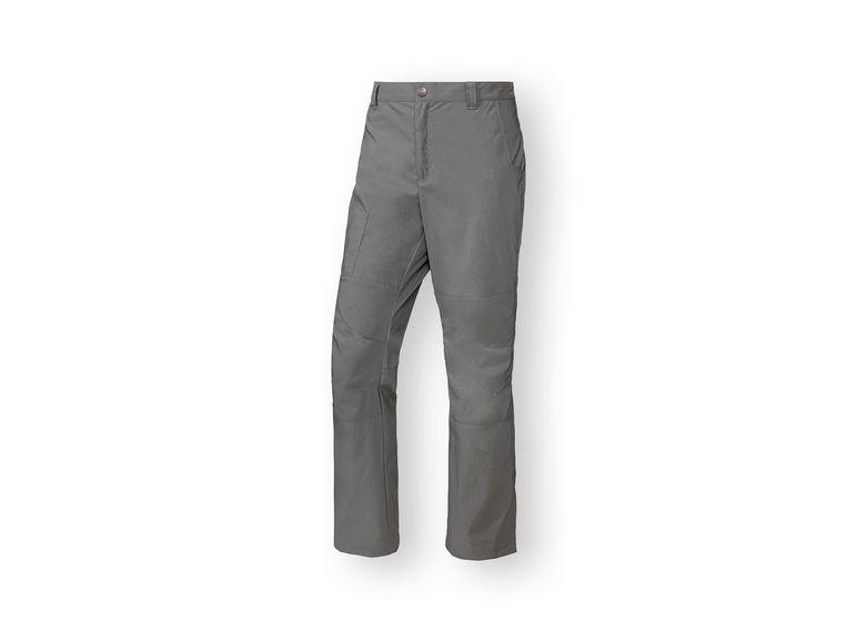Pantalon Trekking Hombre Lidl