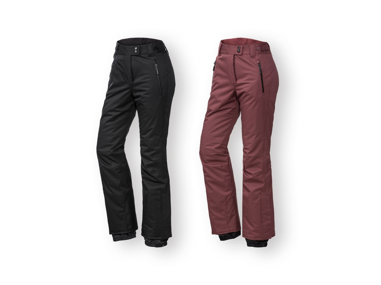 Pantalon De Esqui Mujer Lidl