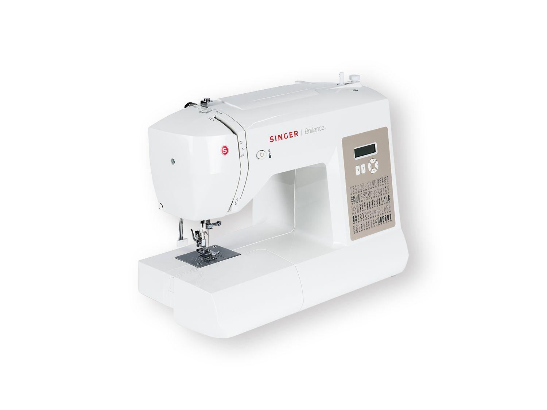Máquina de coser Brilliance Singer | Lidl Tienda Online