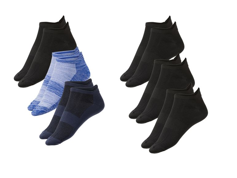 Calcetines tobilleros hombre pack 3 1