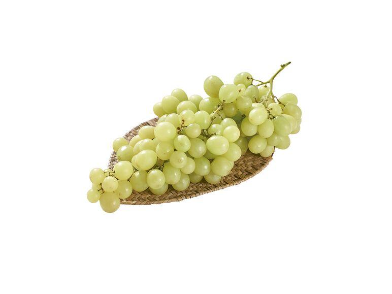Uva blanca sin semillas Lidl