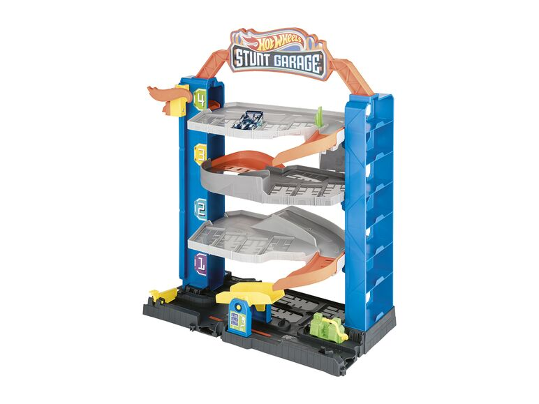 Hot Wheels City Garage 1