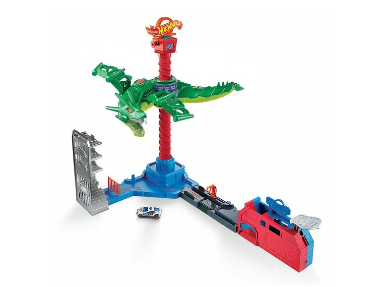 Hot Wheels City Air Attack Dragon 1