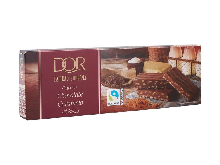 Turrón de chocolate 1