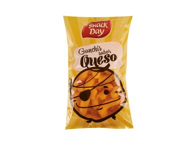 Ganchitos sabor queso