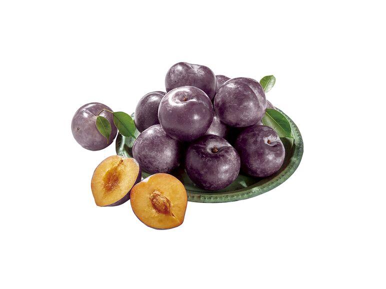 Productos de frutería en oferta: ciruela