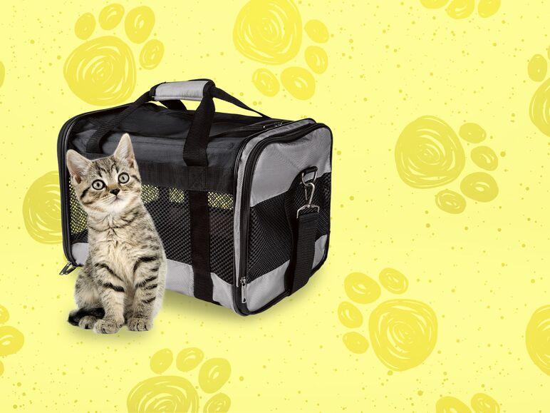 Bolso para transporte de mascotas lidl