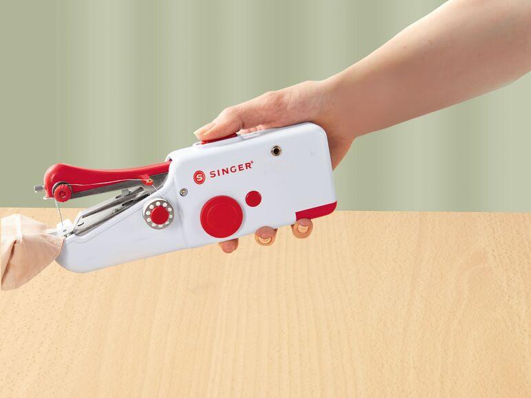 Singer Máquina de coser de mano lidl